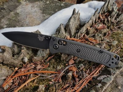 Benchmade 533BK-2 Mini Bugout-Black