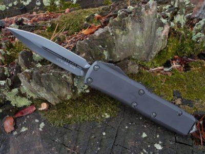 Microtech 232-1DLCT UTX-85 Dagger Blade