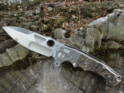 ADV Tactical Mini PitBoss-Copper Shred/BB Blade