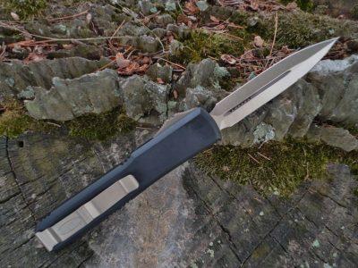 Microtech 122-13 Bronze Blade Ultratech