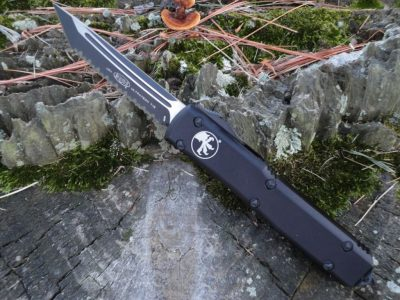 Microtech 123-3T Tactical Tanto Ultratech