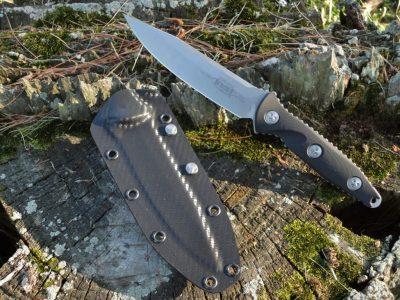 Microtech 113-10 Socom Alpha-Fixed Blade