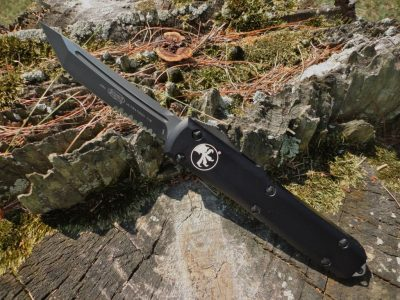 Microtech 123-2T Tactical Tanto Ultratech