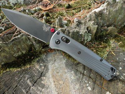 Benchmade 535BK-4 Bugout-Aluminum