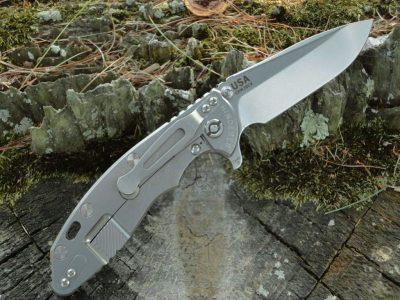 Hinderer XM-18 3.5 Spear Point - Black