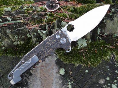 ADV Tactical Mini PitBoss-Copper Shred/Satin Blade