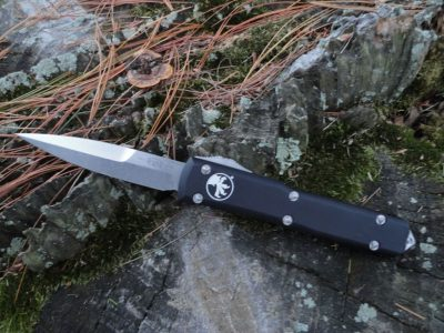 Microtech 120-10 Bayonet Blade Ultratech