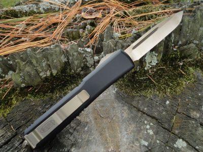 Microtech 121-13 Bronze Blade Ultratech